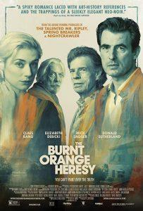 The Burnt Orange Heresy  มนุษย์นอกรีต
