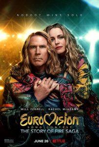 Eurovision Song Contest: The Story of Fire Saga  ไฟร์ซาก้า: ไฟ ฝัน ประชัน เพลง