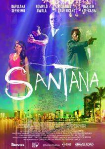 Santana  แค้นสั่งล่า