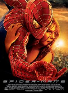 Spider Man 2  ไอ้แมงมุม สไปเดอร์แมน 2