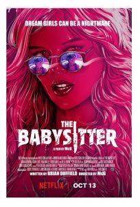 The Babysitter Killer Queen  เดอะ เบบี้ซิตเตอร์ ฆาตกรตัวแม่