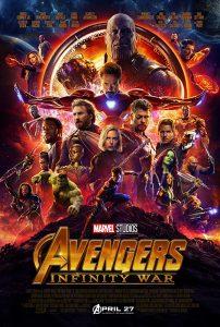 Avengers: Infinity War  มหาสงครามล้างจักรวาล