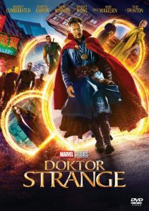 Doctor Strange  ด็อกเตอร์ สเตรนจ์ จอมเวทย์มหากาฬ