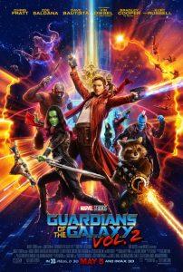 Guardians Of The Galaxy Vol.2  รวมพันธุ์นักสู้พิทักษ์จักรวาล 2