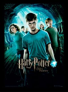 Harry Potter and the Order of the Phoenix  แฮร์รี่ พอตเตอร์กับภาคีนกฟีนิกซ์ ภาค 5