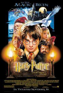 Harry Potter and the Sorcerer's Stone  แฮร์รี่ พอตเตอร์กับศิลาอาถรรพ์ ภาค 1