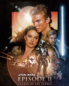 Star Wars Episode II – Attack of the Clones  สตาร์ วอร์ส เอพพิโซด 2 กองทัพโคลนส์จู่โจม