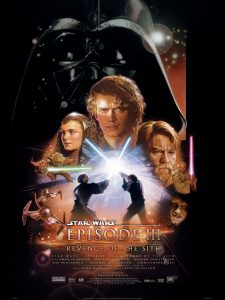 Star Wars Episode III – Revenge of the Sith  สตาร์ วอร์ส เอพพิโซด 3 ซิธชำระแค้น