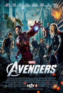 The Avengers  ดิ อเวนเจอร์ส