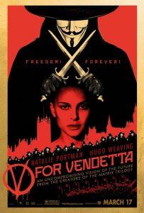 V For Vendetta  เพชฌฆาตหน้ากากพญายม