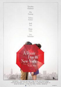 A Rainy Day in New York  วันฝนตกในนิวยอร์ก