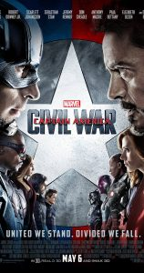 Captain America 3 : Civil War  กัปตัน อเมริกา 3 ศึกฮีโร่ระห่ำโลก