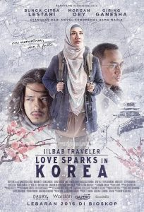 Jilbab Traveler: Love Sparks in Korea  ท่องเกาหลีดินแดนแห่งรัก [ซับไทย]