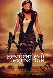 Resident Evil 3 Extinction  ผีชีวะ 3 สงครามสูญพันธ์ไวรัส
