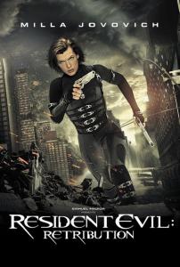 Resident Evil 5 Retribution  ผีชีวะ 5 สงครามไวรัสล้างนรก