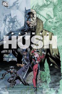 Batman: Hush  แบทแมน: ความเงียบ