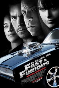 Fast 4: Fast & Furious  เร็ว..แรงทะลุนรก 4
