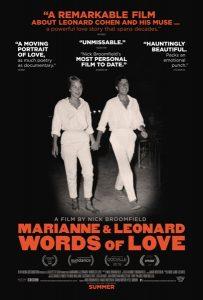 Marianne and Leonard Words of Love  การพูดของความรัก