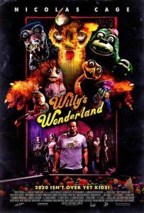 Willy's Wonderland  ซับไทย